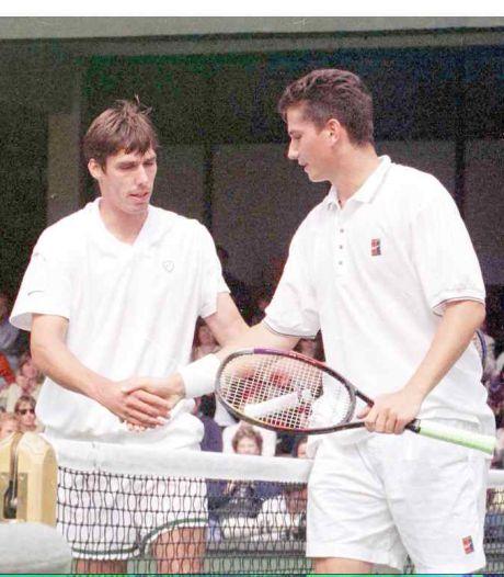 Fotoserie: zo werd Krajicek 25 jaar geleden op Wimbledon 'King Richard'