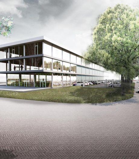 Open, modern dienstengebouw wordt nieuwe blikvanger Terneuzens sluizencomplex, na al het eerdere sloopwerk