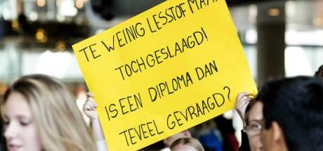 Leerlingen VMBO Maastricht houden hart vast voor examens
