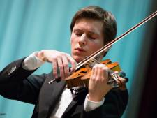 Waddinxveense violist Maxime Gulikers (24) wint 15.000 euro