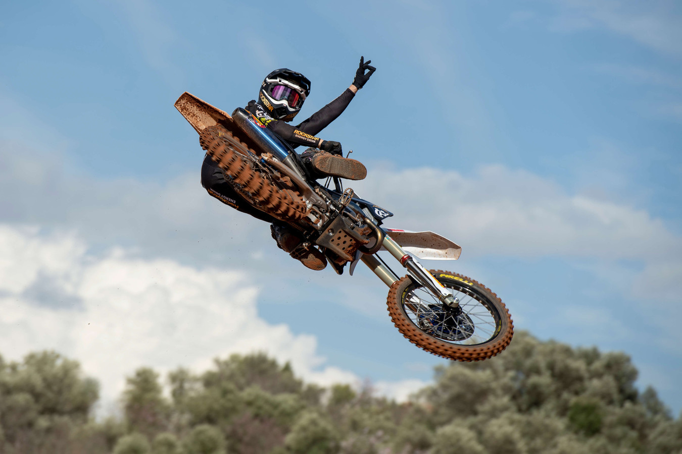 Kay de Wolf, Nestaan Rockstar Husqvarna MX2 Factory Racing
