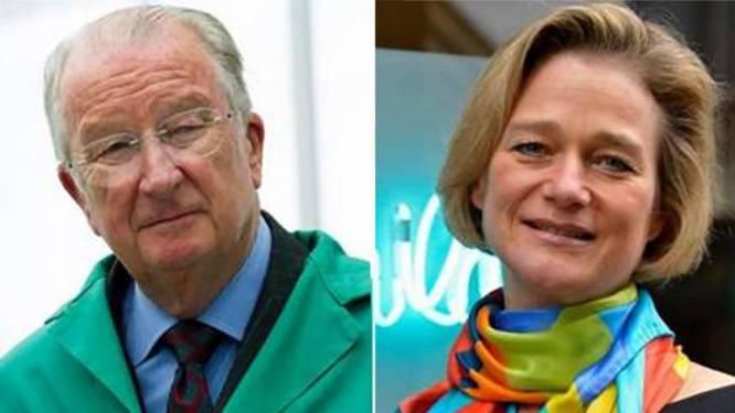Rechtbank beslist: Albert II is niet de wettelijke vader van Delphine Boël
