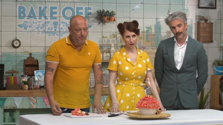 Junior Bake Off Vlaanderen - aflevering 1 Beeld VIER