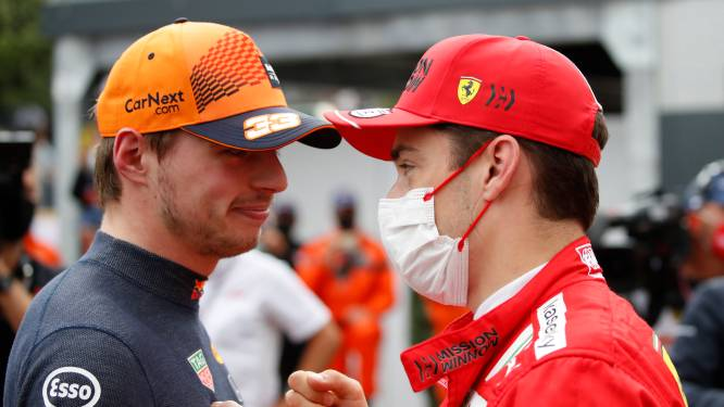 Leclerc pakt pole maar crasht in hectische kwalificatie, Verstappen start als tweede in Monaco