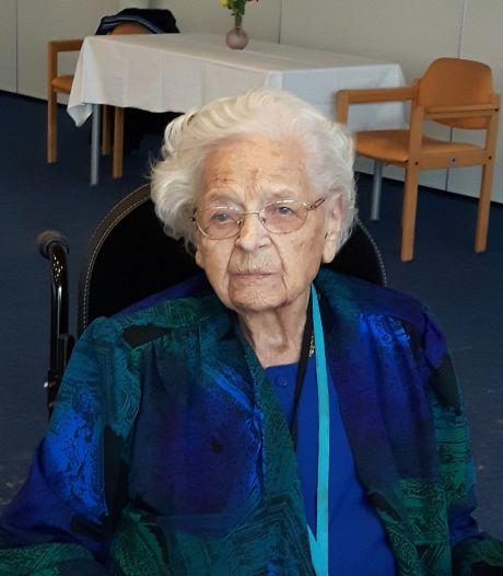 Oudste inwoner van Nederland op 110-jarige leeftijd overleden