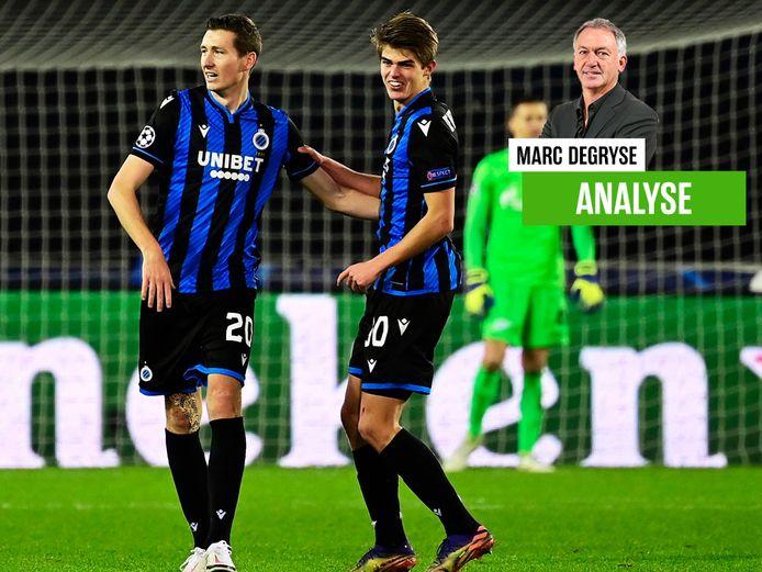 Marc Degryse over Club Brugge en De Ketelaere.