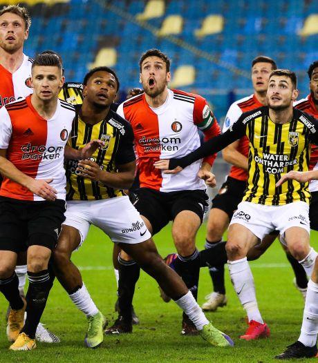 Feyenoord heeft weer eindsprint nodig om seizoen nog enigszins te redden