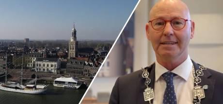Burgemeesterspost Kampen open voor 'sollicitaties uit onverwachte hoek'