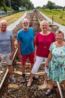 Almen wil heropening van NS-station Laren-Almen