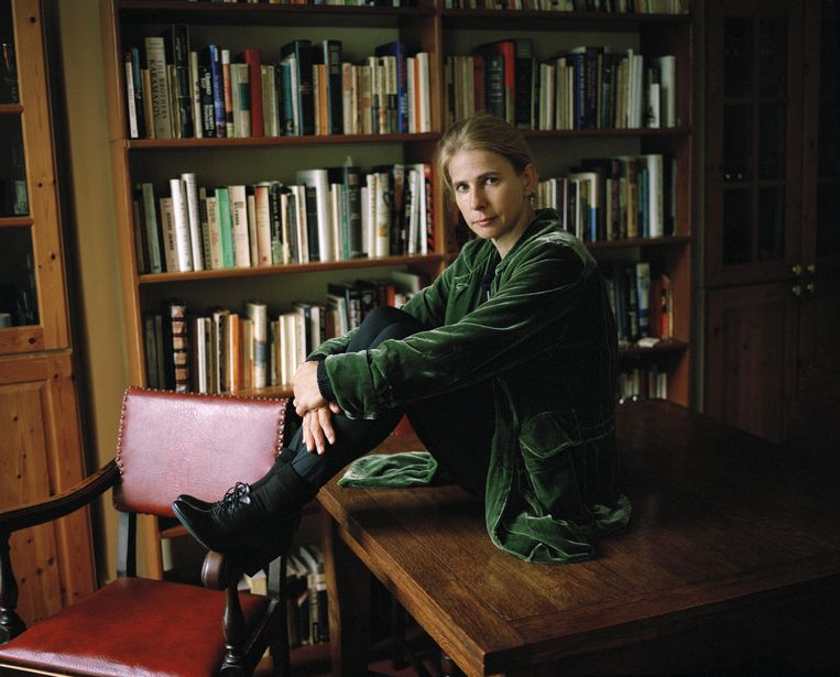 Lionel Shriver. Beeld Getty Images