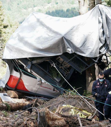 Accident de téléphérique en Italie: la justice examine des vidéos tournées entre 2014 et 2018