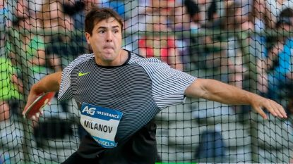 België staat halfweg EK atletiek voor landenteams op de achtste plaats