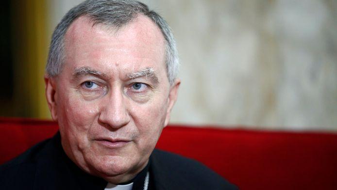 Pietro Parolin, de nieuwe staatssecretaris van het Vaticaan.
