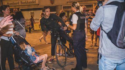 Feestenschepen haalt zwaar uit naar fietsers in Feestenzone