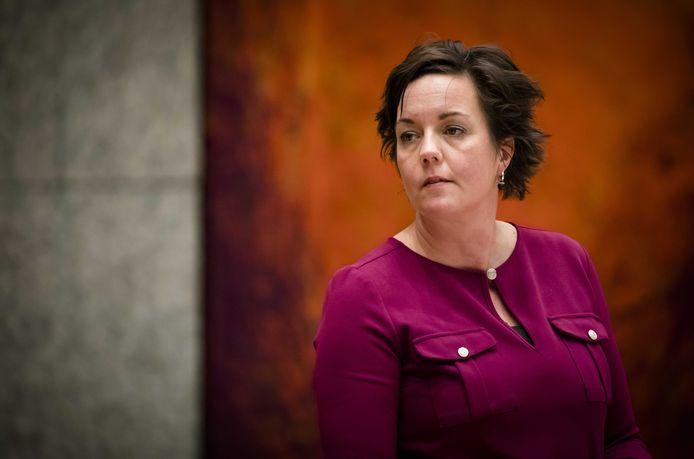 Staatssecretaris Tamara van Ark (Sociale Zaken en Werkgelegenheid) kan zich de zorgen en onzekerheid die zij in de chroom-6-reconstructie van het Brabants Dagblad las 'goed indenken'. FOTO ANP BART MAAT