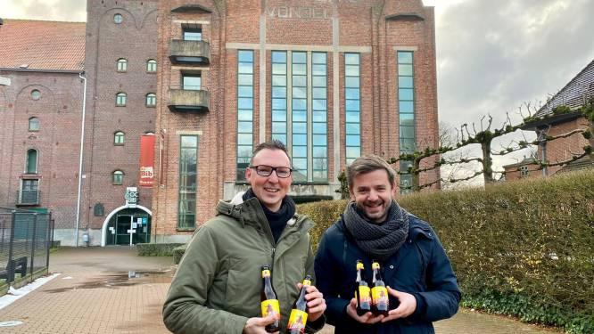 """Schoonbroers brengen iconisch bier Lucifer terug naar Meulebeke: """"Laatste kans om stukje vloeibare geschiedenis te proeven"""""""