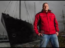 Schonere schepen dankzij een zee-egel