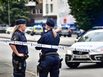Vrouw die jonge baby vasthield overleden bij schietpartij in Zweden, twee anderen gewond