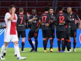 Ajax op achterstand door eigen goal Tagliafico