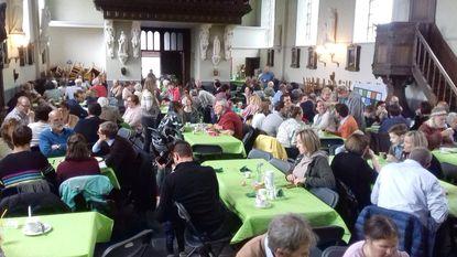 """Zonder kerk sterft ons dorpsleven uit"""