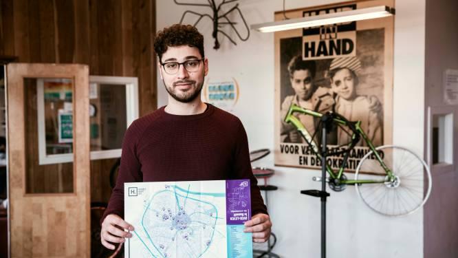 """Stef Gülbahar (24) van Café Anoniem lanceert samen met Stad Hasselt nieuwe overlevingsgids voor kansarmen: """"Nog te vaak lopen zij verloren"""""""