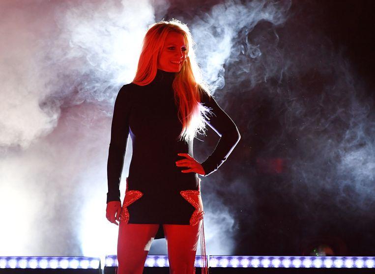 Britney Spears Beeld Getty