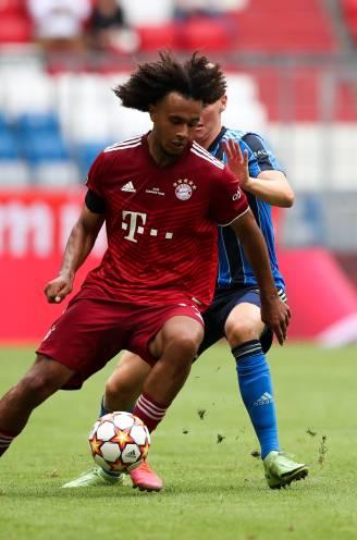 Gesprekken gaan de goeie richting uit: uitleenbeurt Bayern-aanvaller Zirkzee naar Anderlecht nabij