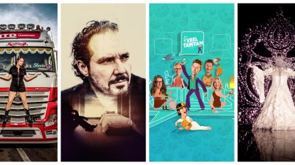 19 nieuwe Vlaamse programma's: zo gaat het najaar van VTM, VTM2, VTM3 en VTM4 eruit zien