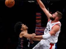 Brooklyn Nets stunt tegen koploper Toronto