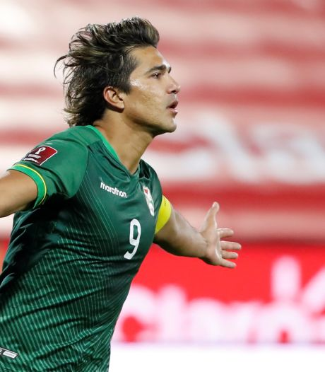 Boliviaanse voetballer geschorst na kritiek op Copa América