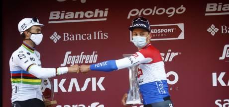 Wereldkampioen over ontketende Van der Poel: 'Hij was simpelweg te sterk'