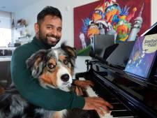 Zanger Joost van Ekeren (38) uit Roosendaal wil als kinderboekenschrijver de wereld veroveren