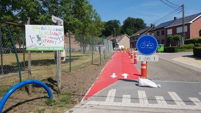 Totale chaos op gemeenteraad Herselt: oppositie profiteert van afwezigheid twee raadsleden meerderheid om nieuw fietspad op te heffen