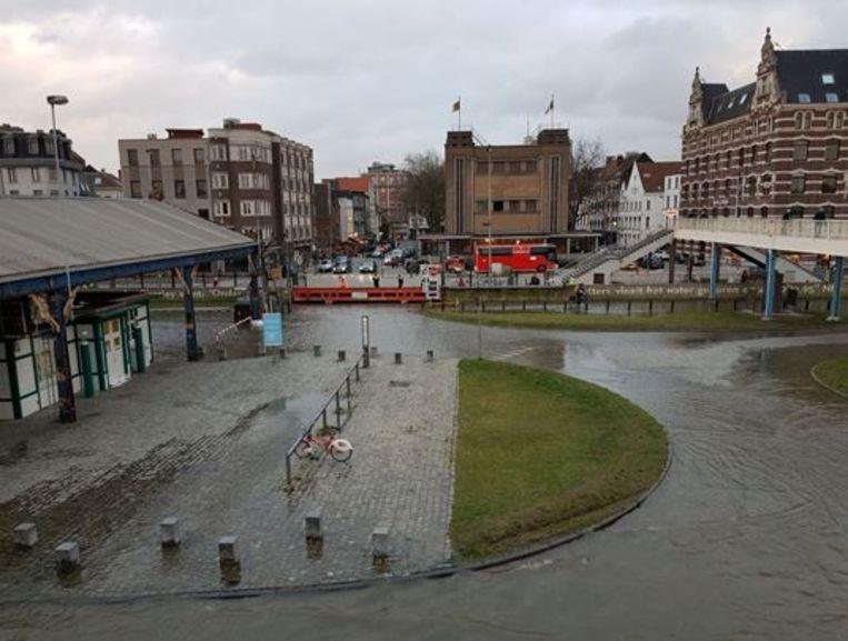 null Beeld Brandweer  Antwerpen