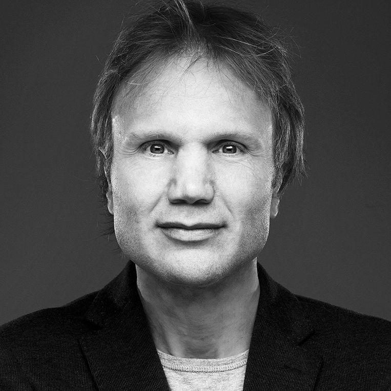 Hajo Smit  Beeld Joe Finch Meijer