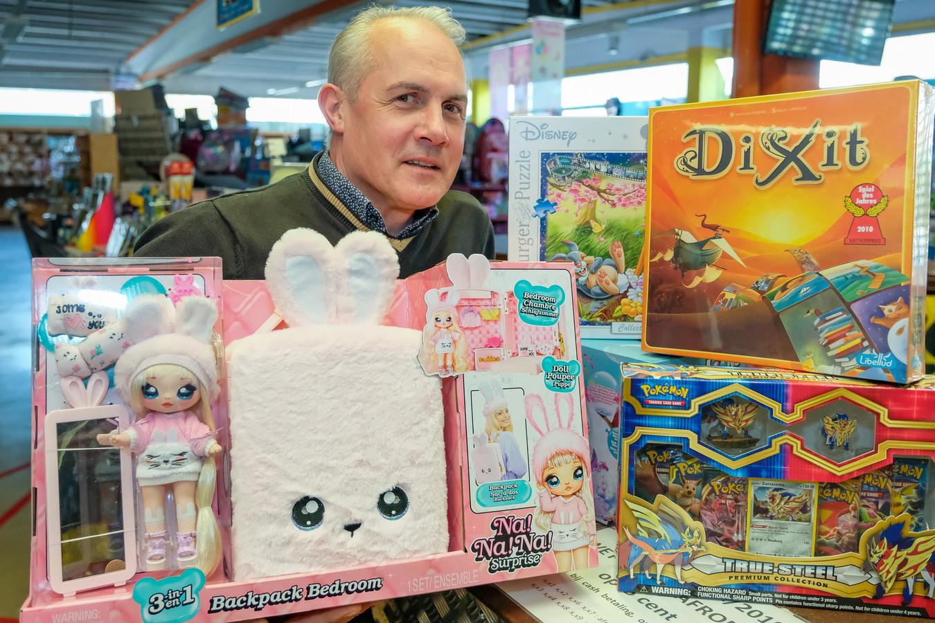 Speelgoedwinkel Toys Tempel van Gert Cools (55) - Londerzeel