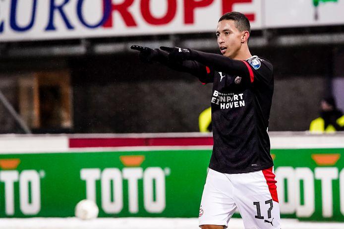 Mauro Júnior na zijn goal op Het Kasteel