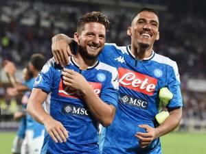 En pleine crise à Naples, Mertens et Allan règlent leurs comptes