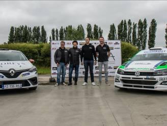 """Fré Jonckheere en rallykampioen Vincent Verschueren richten Belgian Rally Academy op: """"De ultieme droom is om een nieuwe Neuville te kunnen opleiden"""""""