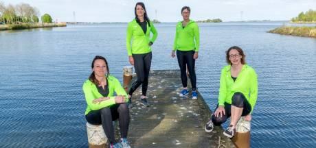 Deze dames trotseren de Atlantische Oceaan en roeien de race van hun leven: 'Het is zo ontzettend groots, in alle opzichten extreem'