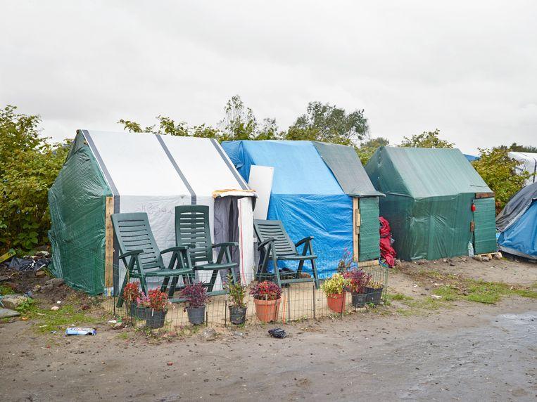 Calais, Frankrijk, november 2015. Beeld Henk Wildschut