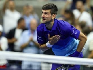 US OPEN. Djokovic heeft het maar een set lastig tegen Berrettini - Mertens sneuvelt in kwartfinales dubbelspel