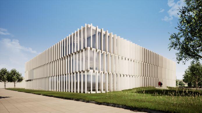 Zo moet het European Conservation Center in Alphen eruit gaan zien.