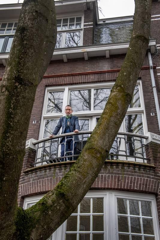 De woning van Van der Meer komt uit 1909.