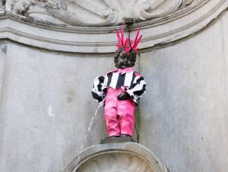 Manneken Pis hult zich in queer-kostuum om LGBTQIA+-gemeenschap te steunen