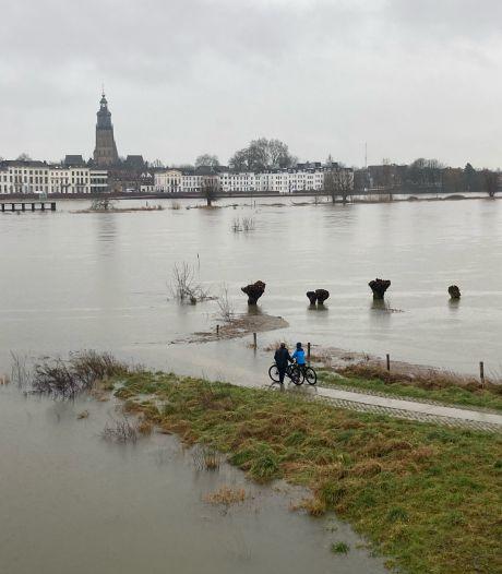Twee kinderen uit de IJssel gered in Zutphen door drie volwassenen