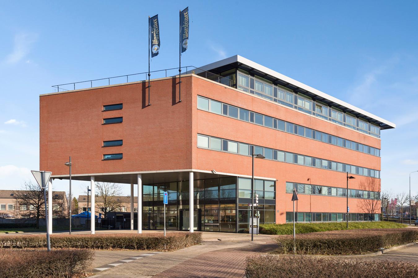 Per 1 november verhuist Jeugdbescherming Gelderland het kantoor in Nijmegen naar de derde verdieping van dit gebouw aan de Wijchenseweg.