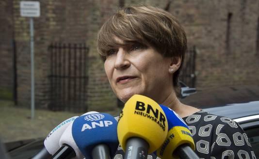 Minister voor Ontwikkelingssamenwerking Lilianne Ploumen