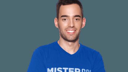 """Jeroen (23) uit Ieper is de enige West-Vlaming in finale Minster Gay 2020: """"Ik zou graag voor het altaar kunnen trouwen met mijn vriend"""""""