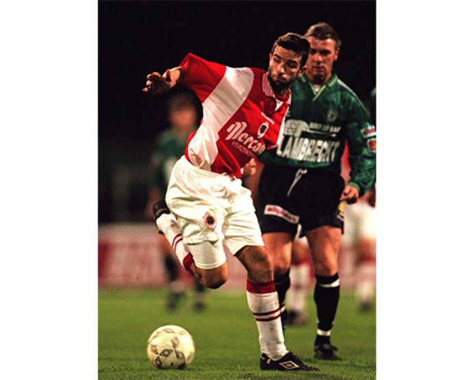 Cisse Severeyns in 1996
